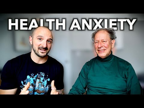 MY EXPERIENCE WITH HEALTH ANXIETY & How I Overcame It (feat. Counselor Douglas Bloch)