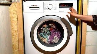 Отзыв о стиральной машине Bosch WLL 24266