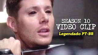 Supernatural 10ª Temporada - Preview Episódio 3 Legendado PT-BR - (editado para widescreen)