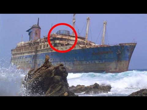 5 Most Chilling Ghost Ship Stories EVER