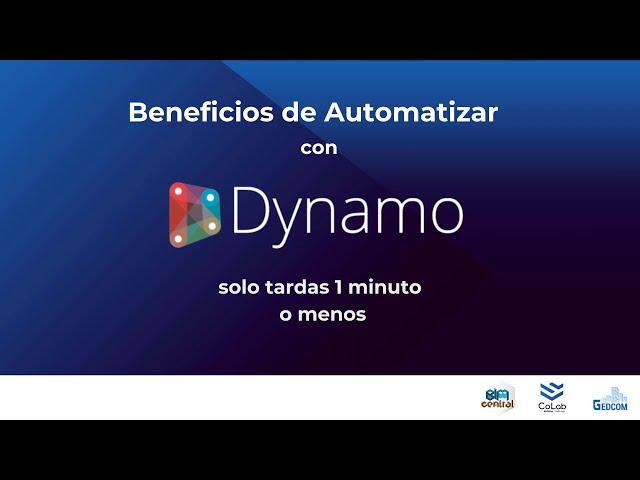 Depuración del warning en Revit con Dynamo| Demostración