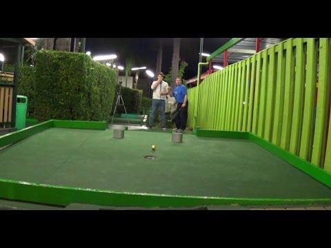 minigolf tricks