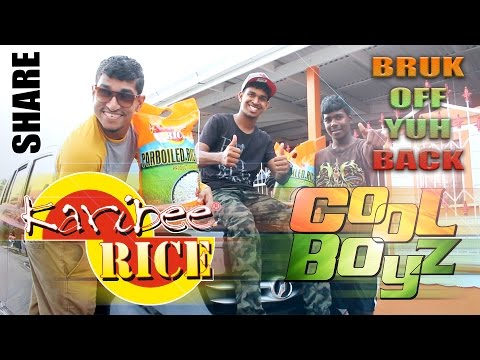 Bruk Off Yuh Back - Karibee Rice Commercial -- (CoolBoyzTV)