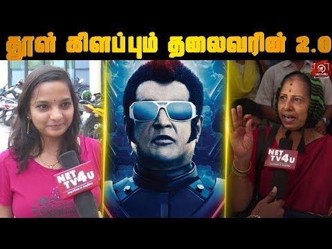 2Point0 Public Point Of View Superstar's 2.0 In Successful Second WeekRajiniShankar Akshay Kumar