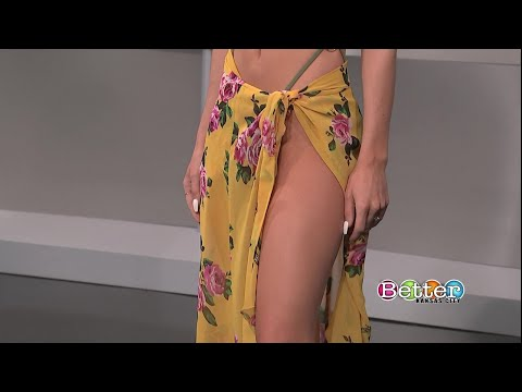 Spring fashion and swimwear