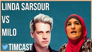 MILO YIANNOPOULOS TO PROTEST LINDA SARSOUR