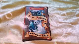Пересказ книги коты воители Солнечный путь!