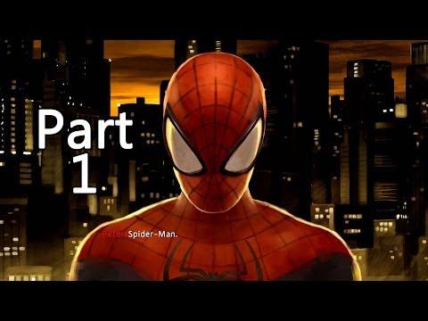 """The Amazing Spider Man 2 Gameplay Walkthrough Part 1 """"Uncle Ben Dies"""" HD"""