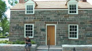 Lockkeeper's House for C & O Canal Extension, Washington, D.C.