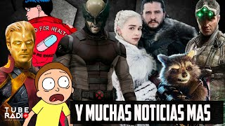 Tube Radio: Henry Cavill es Wolverine? Hulk Namor y Adam Warlock en Marvel! Porque Game of Thrones