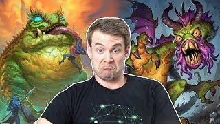 (Hearthstone) Dragon ShudderVolve Shaman VS Cubelock