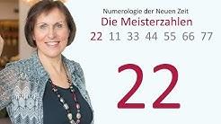 22 - Meistere deine innere Natur - Die 1. Meisterzahl  - Video 1/7