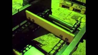 РИФТ скребковый транспортер(Скребковый транспортер для отвода опилок, щепы и т.п. Две цепи ТРД. Привод SEW/, 2013-06-30T14:18:59.000Z)