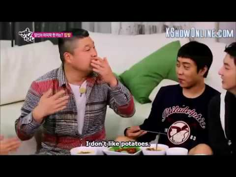 Download Eng Sub Shinhwa Shin Hyesung's House_barefoot Friends part2 Mp4 baru