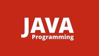 Java Programming - Programming Errors