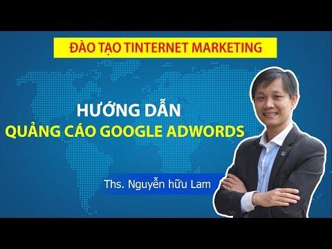 Hướng dẫn quảng cáo Google Adwords 2017