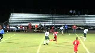 Troy Jurney Soccer Highlights 2012-2013
