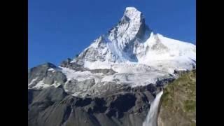 Горный поход, Альпы, 2013 год от Маттерхорна до Монблана(Горный поход, Альпы, 2013 год от Маттерхорна до Монблана., 2016-07-06T20:22:24.000Z)