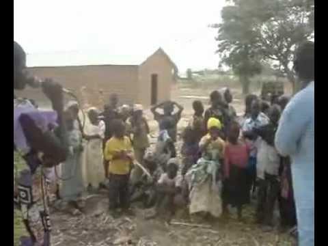 Village Evangelism In Northern Nigeria - Kallah Village, Kaduna