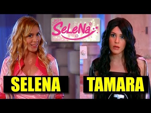 Aynı Dizide İki Rolde Oynayan Oyuncular (Selena İkizi Tamara)
