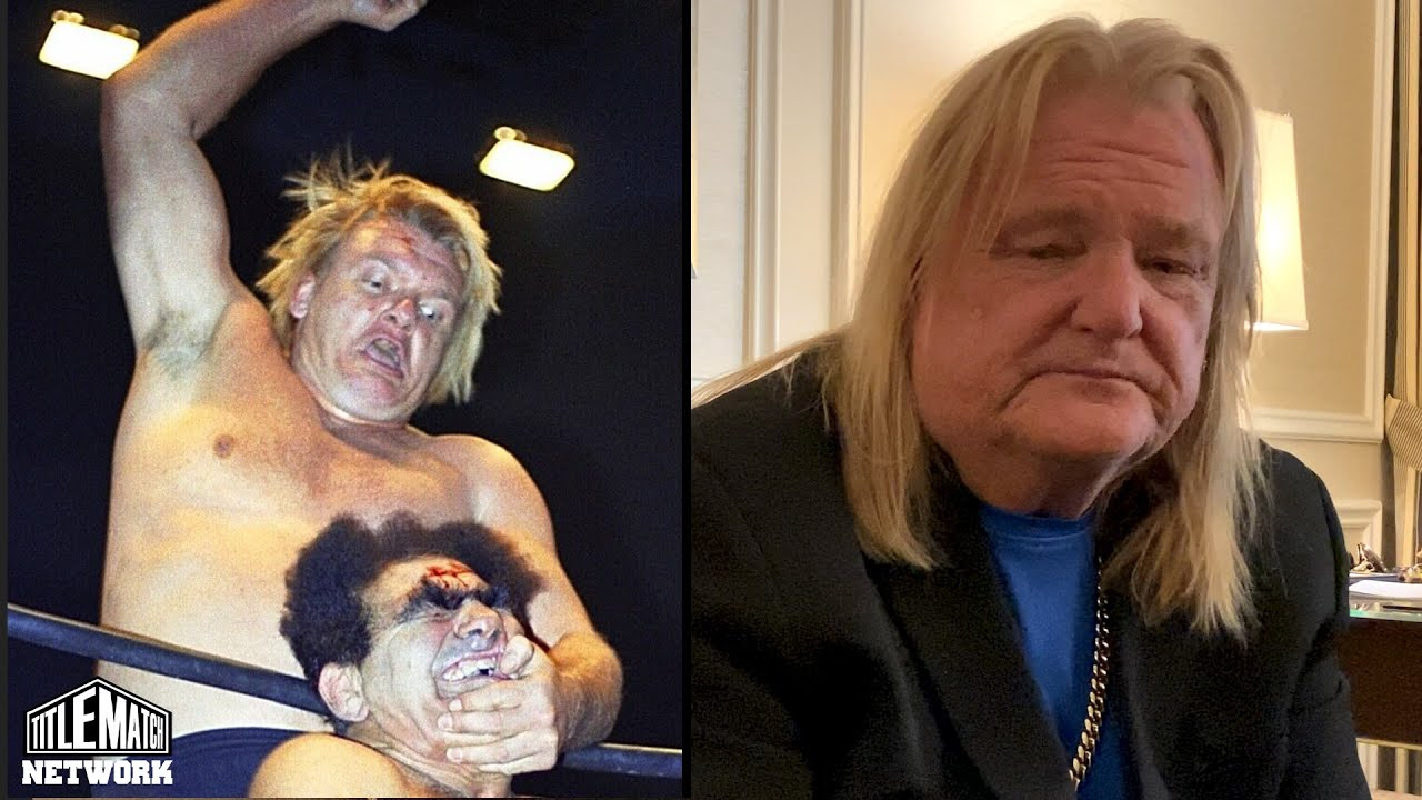 Greg Valentine - How Johnny Valentine Was in Real Life