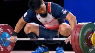 2017 World Weightlifting 85 kg A