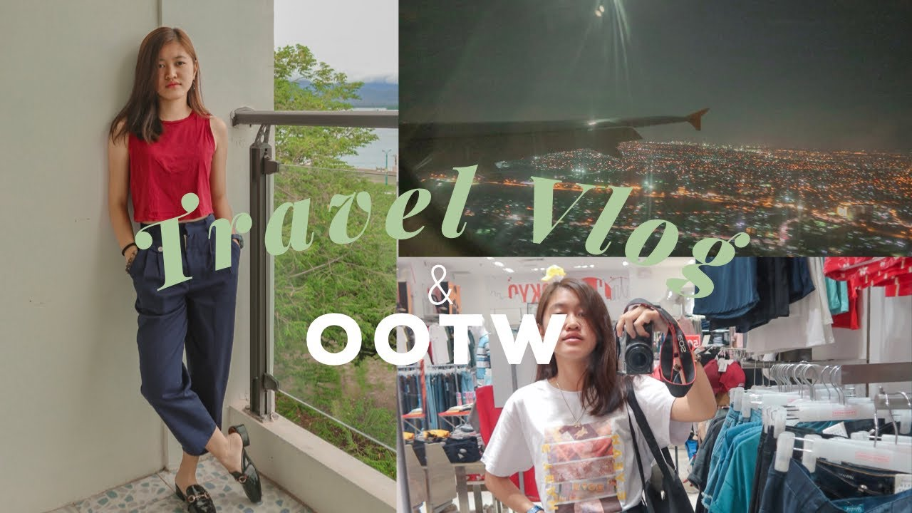 [VIDEO] - travel vlog + Outfits Of The Week | JL 5