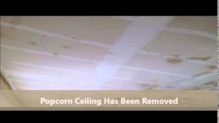 Popcorn Ceiling Removal Cisco TX, Popcorn Removal Cisco