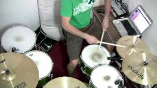 Andrewmmer - Finger Eleven - Paralyzer - Drum & Bass Cover