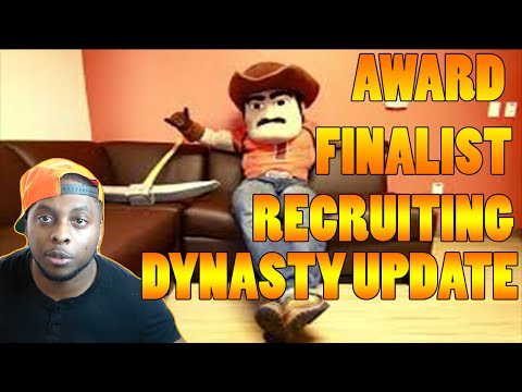 UTEP DYNASTY UPDATE: AWARD FINALISTS!!! RECRUITING!!! EX-MINOR JUNIOR WILSON LEADING HEISMAN RACE