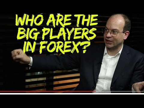 The Forex Market: Who Trades Currency And Why?  How can I Compete with the Big Banks?