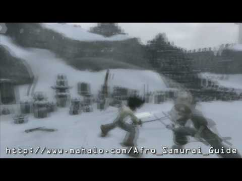 Afro Samurai Walkthrough - Kuma's Story Part 1 HD