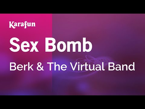 sex bomb karaoke version