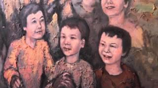 Ренат Елубаве -Қилыбай. Выставка в музее Первого Президента РК