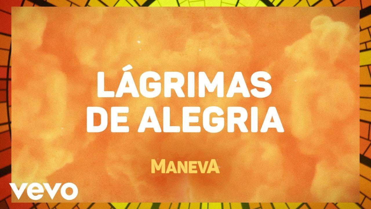 Maneva, Natiruts - Lágrimas De Alegria (Lyric Video)