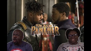 Marvel Studios' Black Panther - Rise TV Spot {REACTION}!!