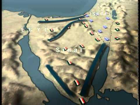 Grandes batallas de la historia (1x18).- La Guerra de los 6 días