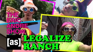 Every Legalize Ranch Sketch in The Eric Andre Show | adult swim