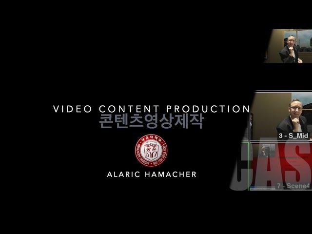 VideoProduction [콘텐츠영상제작]