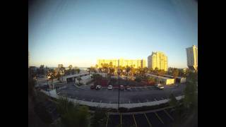 South Padre Island Time-lapse