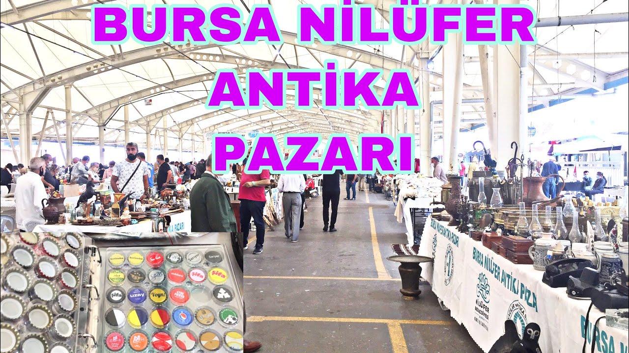 Bursa nilüfer antika pazarı(Yeni Bölüm)
