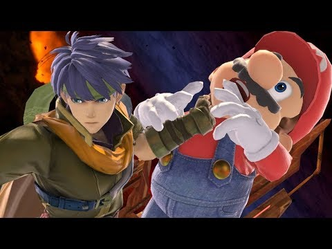 Ike Is OP In Super Smash Bros. Ultimate thumbnail
