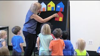 'Friendships are Made' at the Wilmette Public Library
