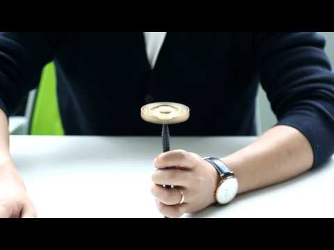 iSpin Best Quality Hand Spinner Spin on The Pen on Indiegogo Now