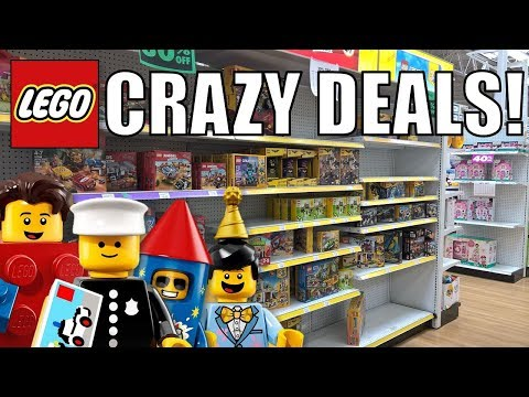 ALL LEGO IS 30% OFF AT TOYSRUS!
