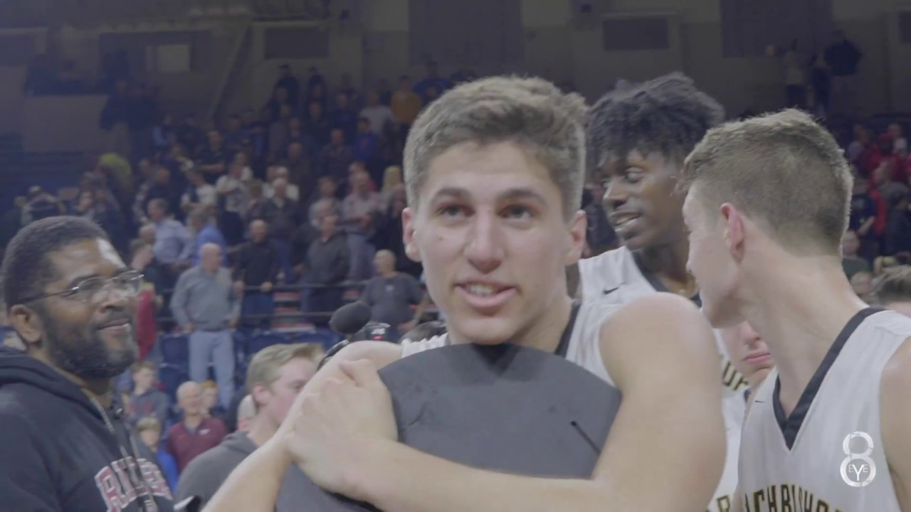 f50020eda6c3 Collin Gillespie leads Archbishop Wood to 1st CL Championship - YouTube