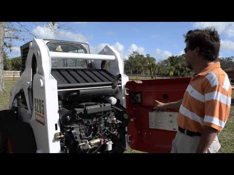 Bobcat Skid Steer S205 for sale by Ironlink Inc, West Palm Beach FL