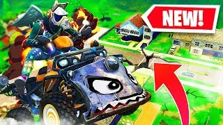 WE DESTROYED THE WHOLE FORTNITE MAP!!