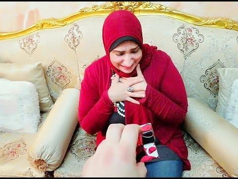 فتح هدايا /زوجى ليا /فى عيد ميلادى / /وكانت الصدمه الكبرى/ مع حياة شيرى