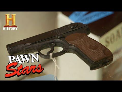 Pawn Stars: James Bond Prop Gun (Season 16) | History